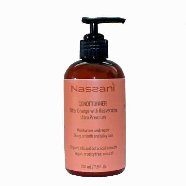 Natural conditioner jasmine with resveratrol