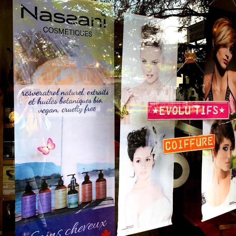 Salon de coiffure Evolutifs, Genève